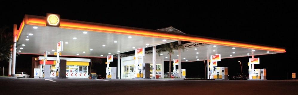 station essence shell