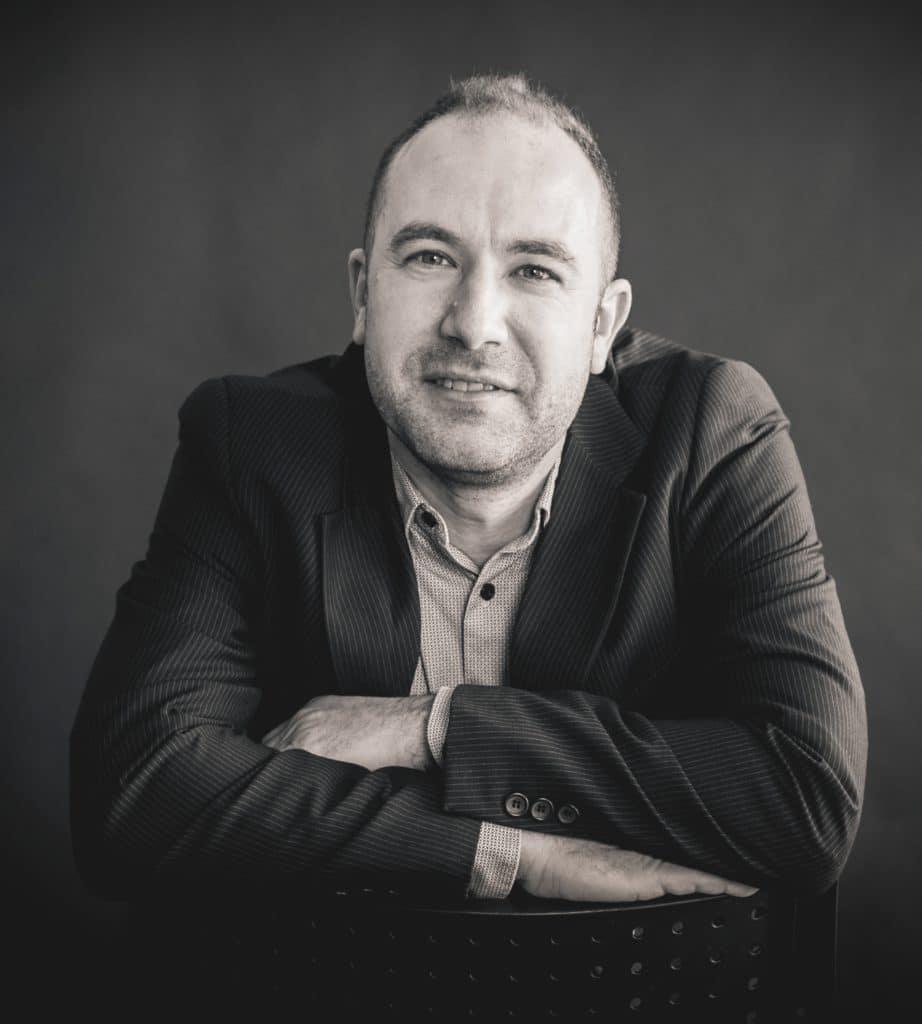 Raphael Condamin, gérant de Coora